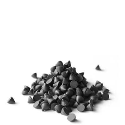 שוקולד צ'יפס מריר סדרת המהדרין - עמיד באפיה אלמנדוס