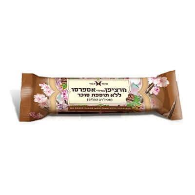 מרציפן ללא סוכר במילויים 40 גרם(36 יח') אלמנדוס