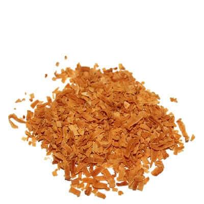 שבבי קוקוס קלוי , לשימוש בקינוחים