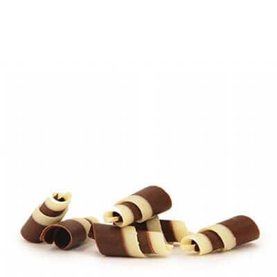 שוקולד זברה קטן אלמנדוס קישוטי עוגה
