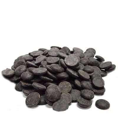 שוקולד מריר מטבעות לובקה אלמנדוס
