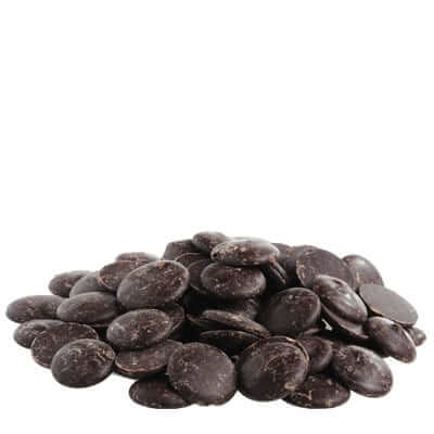 שוקולד מריר מטבעות 60% lubeca אלמנדוס