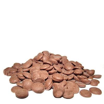 שוקולד חלב מטבעות lubeca אלמנדוס
