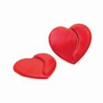 לבבות שוקולד - 240 יח' אלמנדוס קישוטים