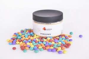 עדשים צבעוניות 1