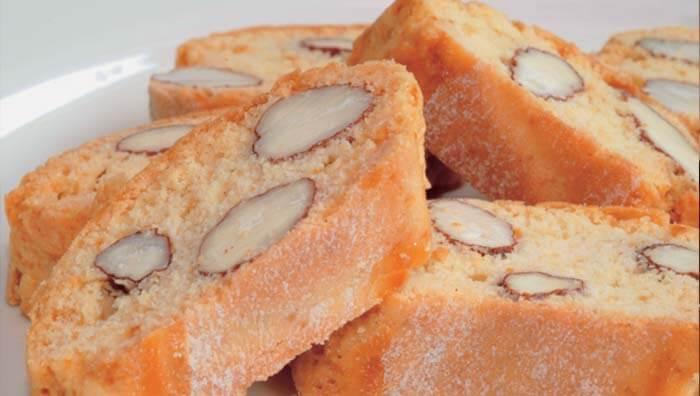 קנטוצ'יני – עוגיות איטלקיות