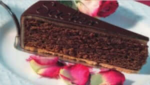 עוגת שוקולד וינאית - סאכרטורטה